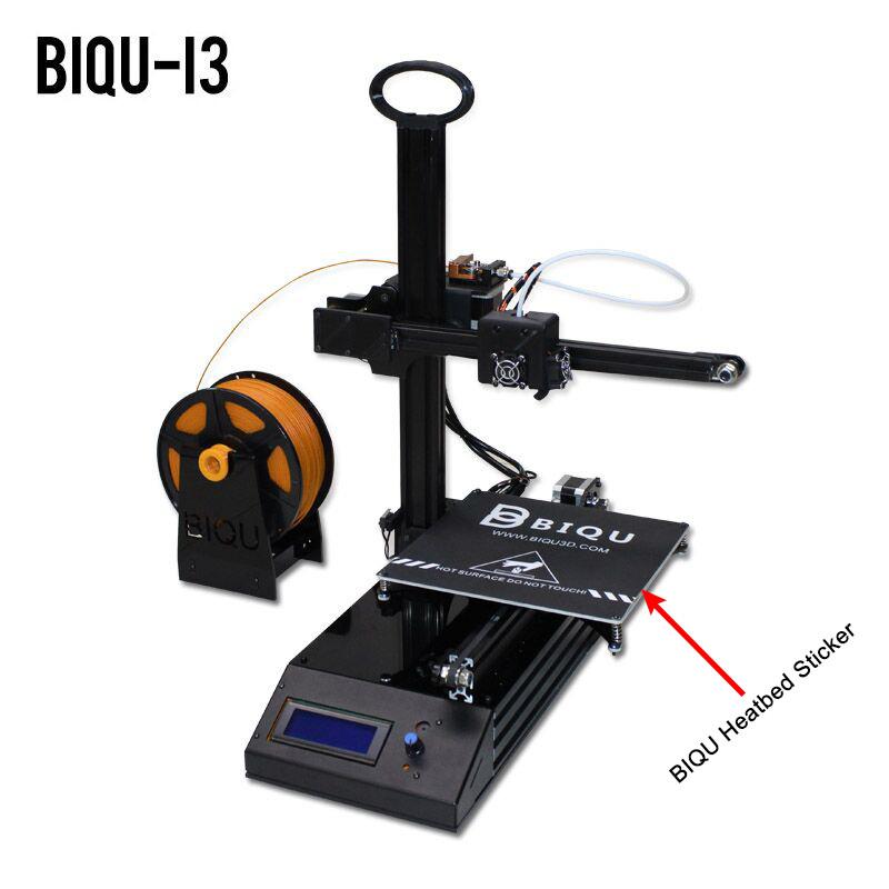 Biqu 3d Printer Heatbed Sticker With 3m Tape 300mm 200mm