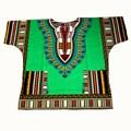 New African Dashiki Fashion Design African Traditional Floral Print Dashiki Dress