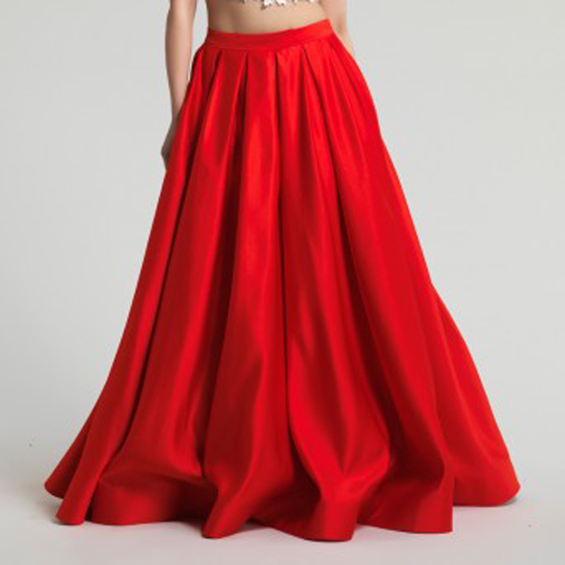 Puffy Long Skirts - Dress Ala