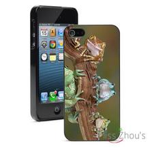 Tree Frogs Protector back skins mobile cellphone cases for iphone 4/4s 5/5s 5c SE 6/6s plus ipod touch 4/5/6