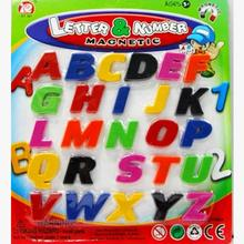 2Sets Letter Digital Fridge Magnets Children's Early Learning Educational Maths Toy(China (Mainland))