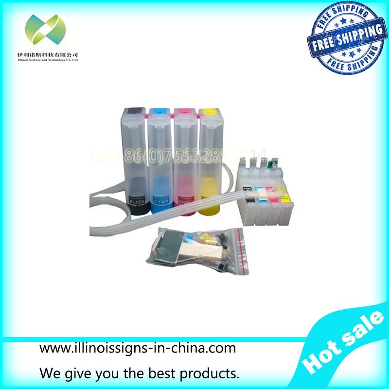 Epson WorkForce WF7110 DTW/WF7610 DWF/WF7620 DTWF/WF3620/ WF3640DTWF(EUR) CISS with Permanent Chip4Cartridges(10m4 Bottles(100ml