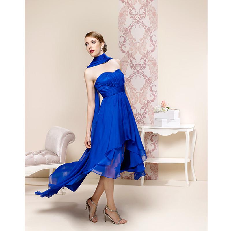 Popular Blue Cocktail Dresses-Buy Cheap Blue Cocktail Dresses lots ...