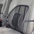2016 New Office Chair Car seat Cover Sofa Cool Massage Cushion Lumbar Back Brace Pillow Lumbar