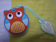 Free shipping wedding favor baby shower party gift-Owl luggage tag favors party favor guest gift 100pcs/lot(China (Mainland))