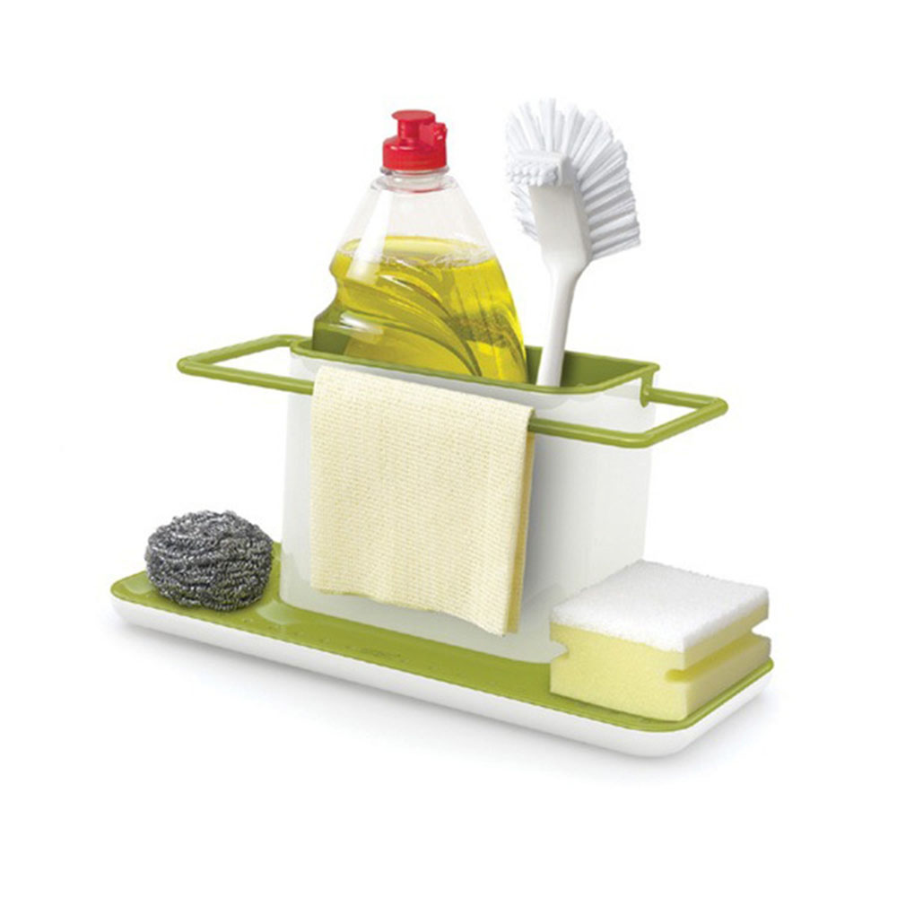 Keuken Rek Kopen : Kitchen Sink Sponge Caddy Holder