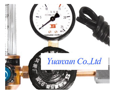 Tools 220V 36V heating carbon dioxide pressure reducer decompression tables 47558586<br>