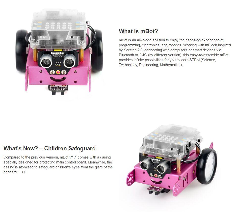 Makeblock Mbot V11 Educational Robot Kit 24g Version Us129 Li Polymer Battery Qq20170307145650 Qq20170307145803 Qq20170307145837 Qq20170307145910