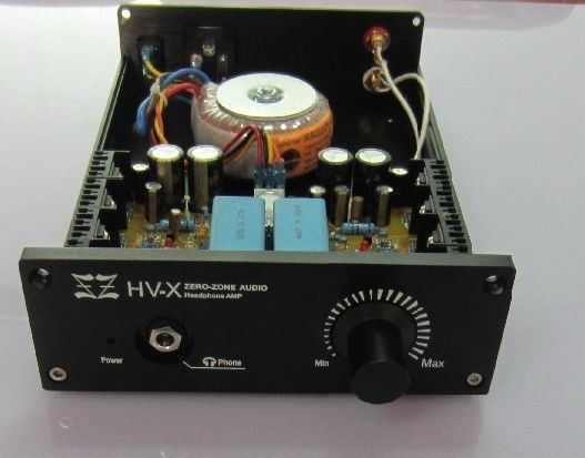 Finished HV1 Headphone amplifier built chassis --(base on Beyerdynamic A1)<br><br>Aliexpress
