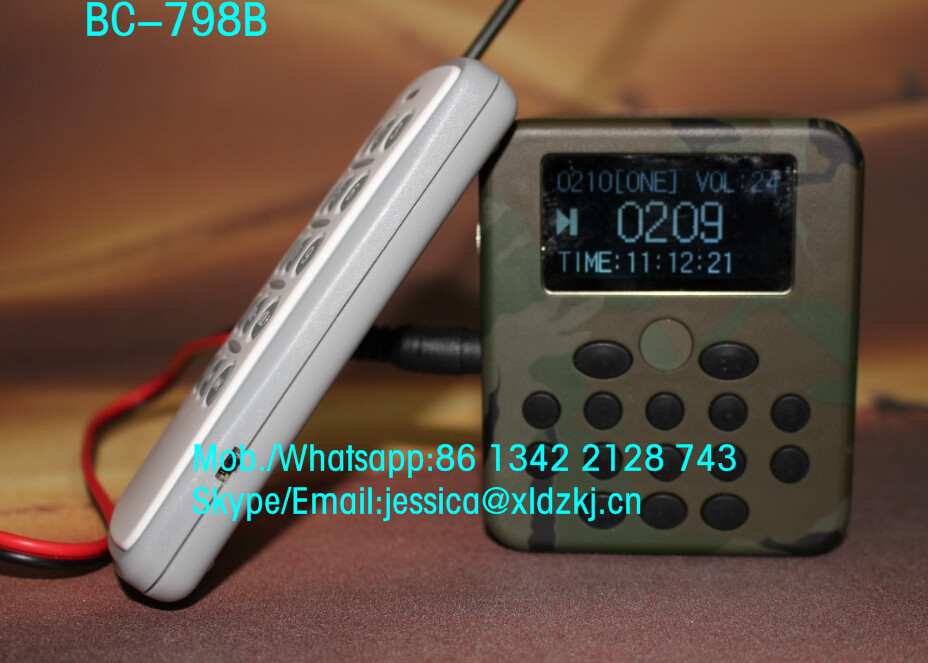 electronic amplifier CY798 with 50w horn speaker mp3 bird callers for hunting<br><br>Aliexpress