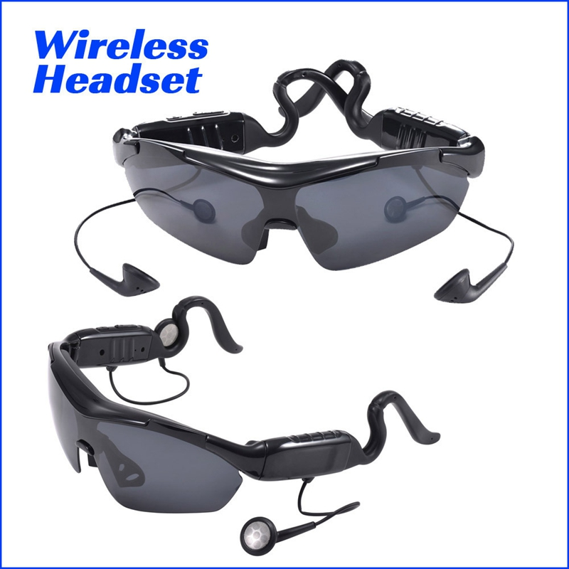 Smart Sunglasses Smart glasses Bluetooth stereo headset Touch Polarized Noise re