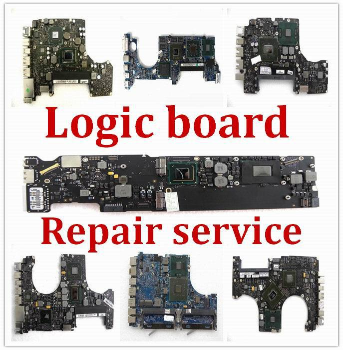 REPAIR SERVICE for APPLE MacBook Pro A1226 A1260 A1229 A1261 A1286 A1278 Laptop Logic Board(China (Mainland))