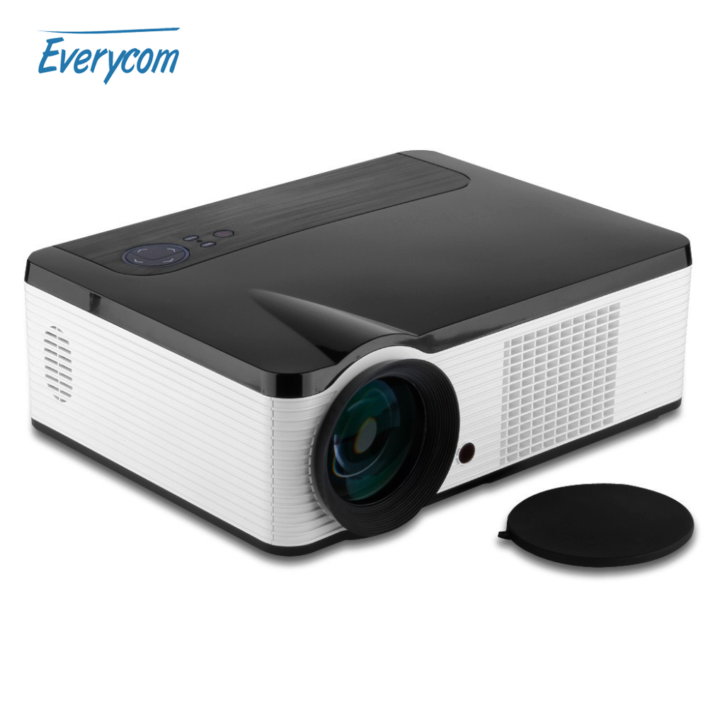 2016 newest led33 2000 lumens projector best hd home for Best palm projector 2016