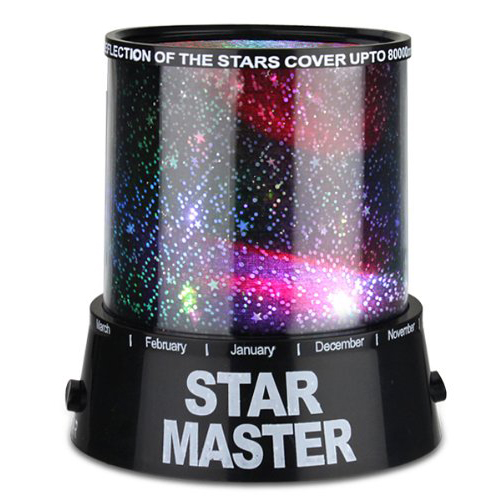 Projector Sky Star Incredible LED Star Beauty Night Light Sky color projector lighting lamp(China (Mainland))