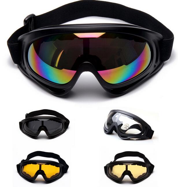 Гаджет  New Winter Outdoor Sports Snowboard Protective Glasses Snow Ski Goggles Anti Fog None Спорт и развлечения