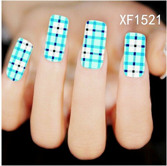 Free shipping on the new 3 d nail stick watermark nail manicure tools XF1521(China (Mainland))