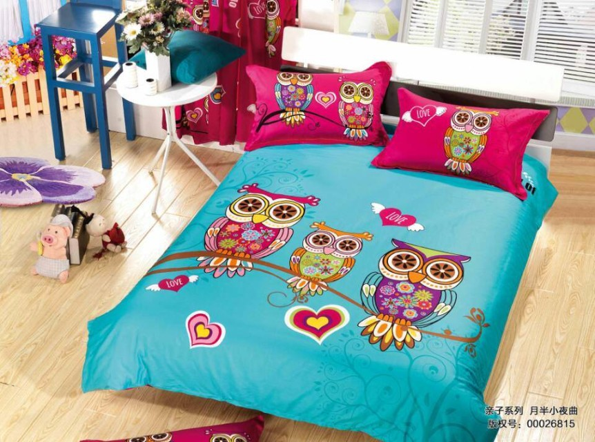 Amazing 36. Duvet Covers For Girls Picture   More Detailed Picture ... ➤. Baby Bedding  Set Owls ...