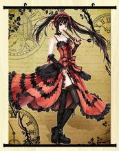 Date A Live Tokisaki Kurumi Home Decor Anime Poster Wall Scroll 13