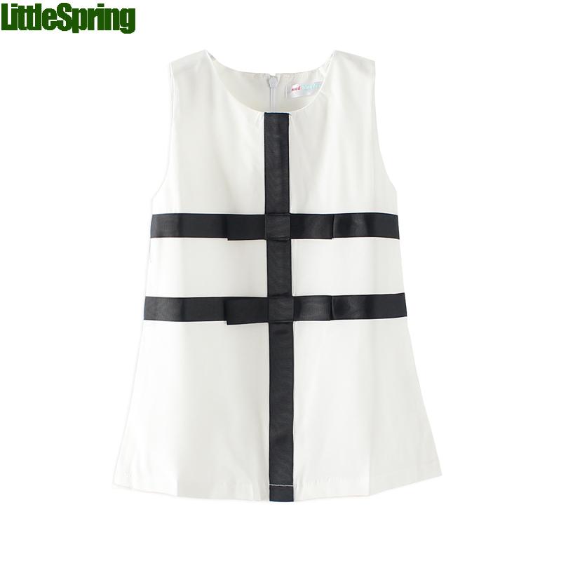 buy 2015 children summer clothing girls polka dot dress