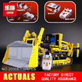 NEW LEPIN 20008 technic series 1384pcs the bulldozer Model Building blocks Bricks kits Compatible 8275 boy
