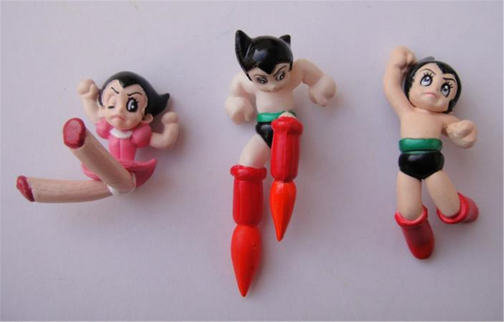 Free shipping astro boy toys action anime figure brinquedo doll kids toys for girls and boys new year gifts free shipping E317(China (Mainland))