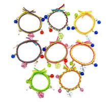 Drop Shipping One Piece Rubber Hair Bands Holders Elastics Accessories Flower Ball Tassel Girls Women Tie