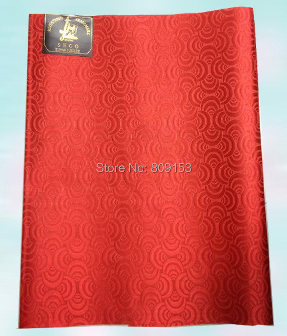 Free shippin !! (2pcs/set) high quality African headtie sego in red , new desigh African head wrapper for lady HT313A(China (Mainland))