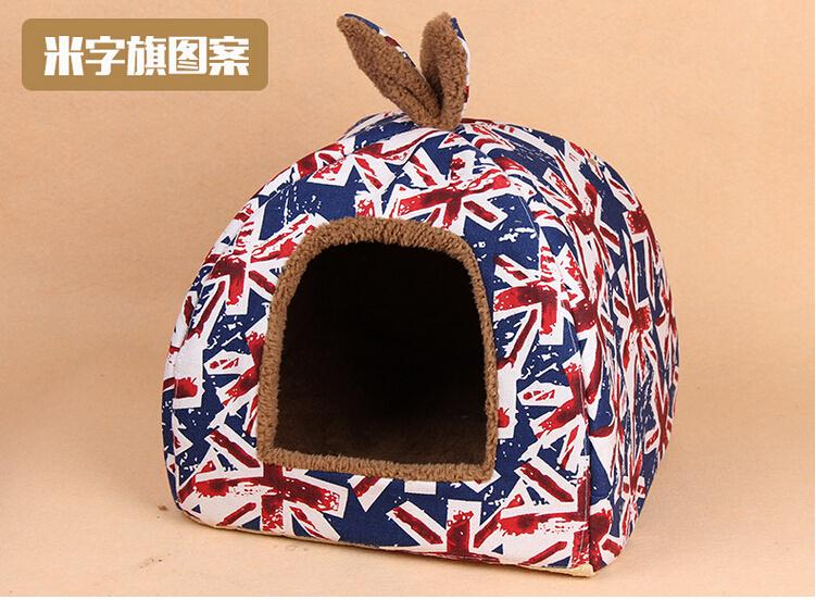 2014 new design pet cat and dog home, winter and summer all can used dog bed bed/house(China (Mainland))