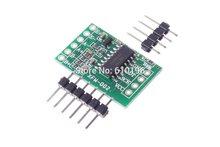 Buy 10PCS/LOT Dual Channel HX711 Weighing Pressure Sensor 24-bit Precision A/D Module Arduino DIY Electronic Scale for $7.96 in AliExpress store