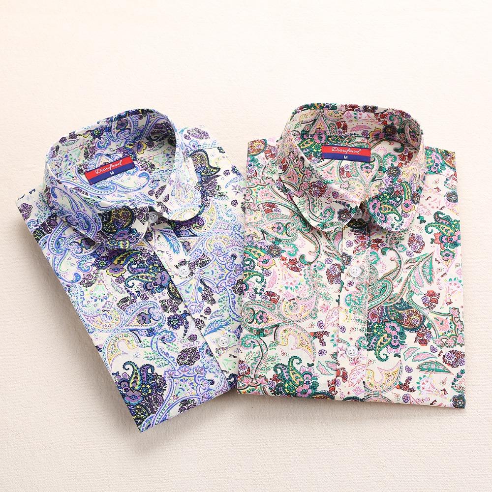 Женские блузки и Рубашки Dioufond Blusas