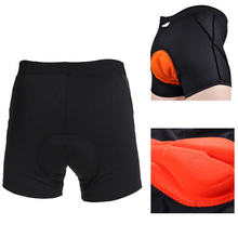 Top Quality Cycling Underwear 3D GEL Padded Men's Bicycle Bib Shorts Comfortable Body-Building Sports Underwear 2 Colors
