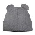 Hot New Autumn Winter Beanies Cap Women Knitted Cotton Skullies Cat Ear Casual Hat Hip Hop