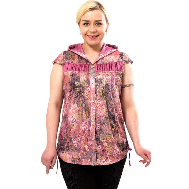 2016 модная футболка свободного покроя женщины письмо топы с коротким рукавом широкая майка Большой размер блузка летняя рубашка женские футболки 0943