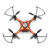 2016 High Quality Eachine H8 3D Mini 2.4G 4CH 6Axle Inverted Flight One Key Return RC Quadcopter RTF Blue Green Two Colors Mode2