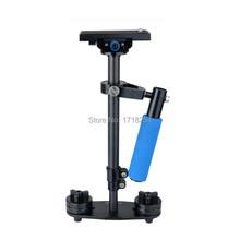 Buy Carbon Fiber DSLR 40CM Video Camera Stabilizer S40 DSLR camera DV camcorder steadycam Steadicam gopro hero for $79.88 in AliExpress store