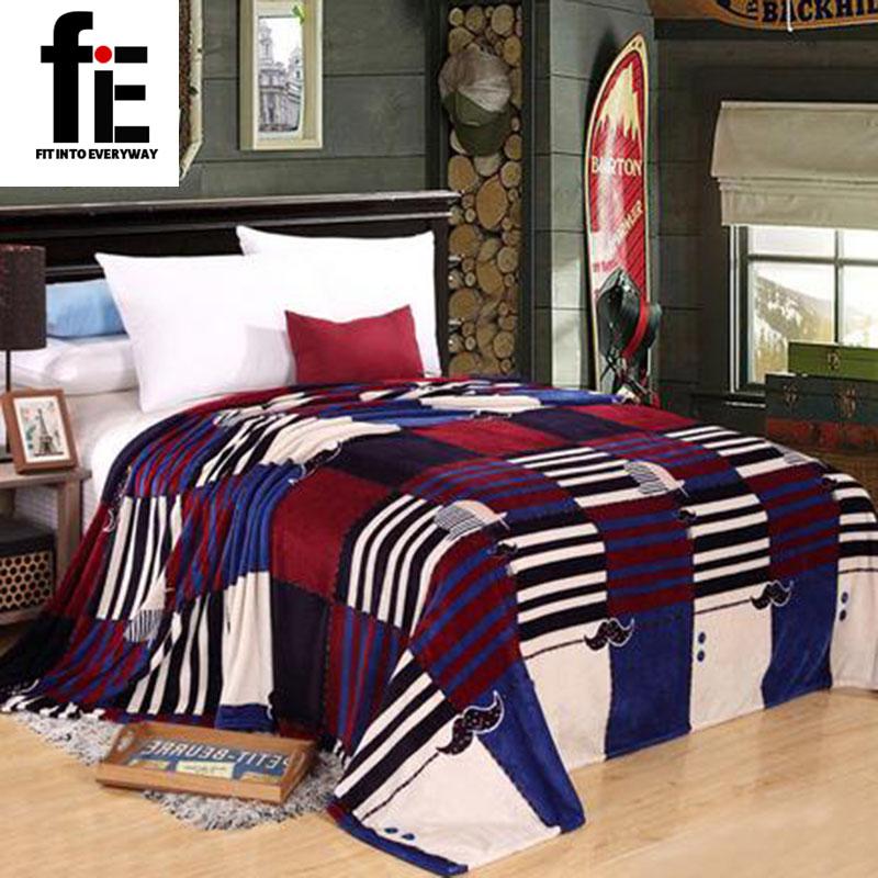 1.2*2m thin soft blankets 1.5*2m1.8*2m/2*2.3m/2.3*2.5m Tree print flannel Fleece blanket,summer comforter/Throw,winter bedsheet(China (Mainland))