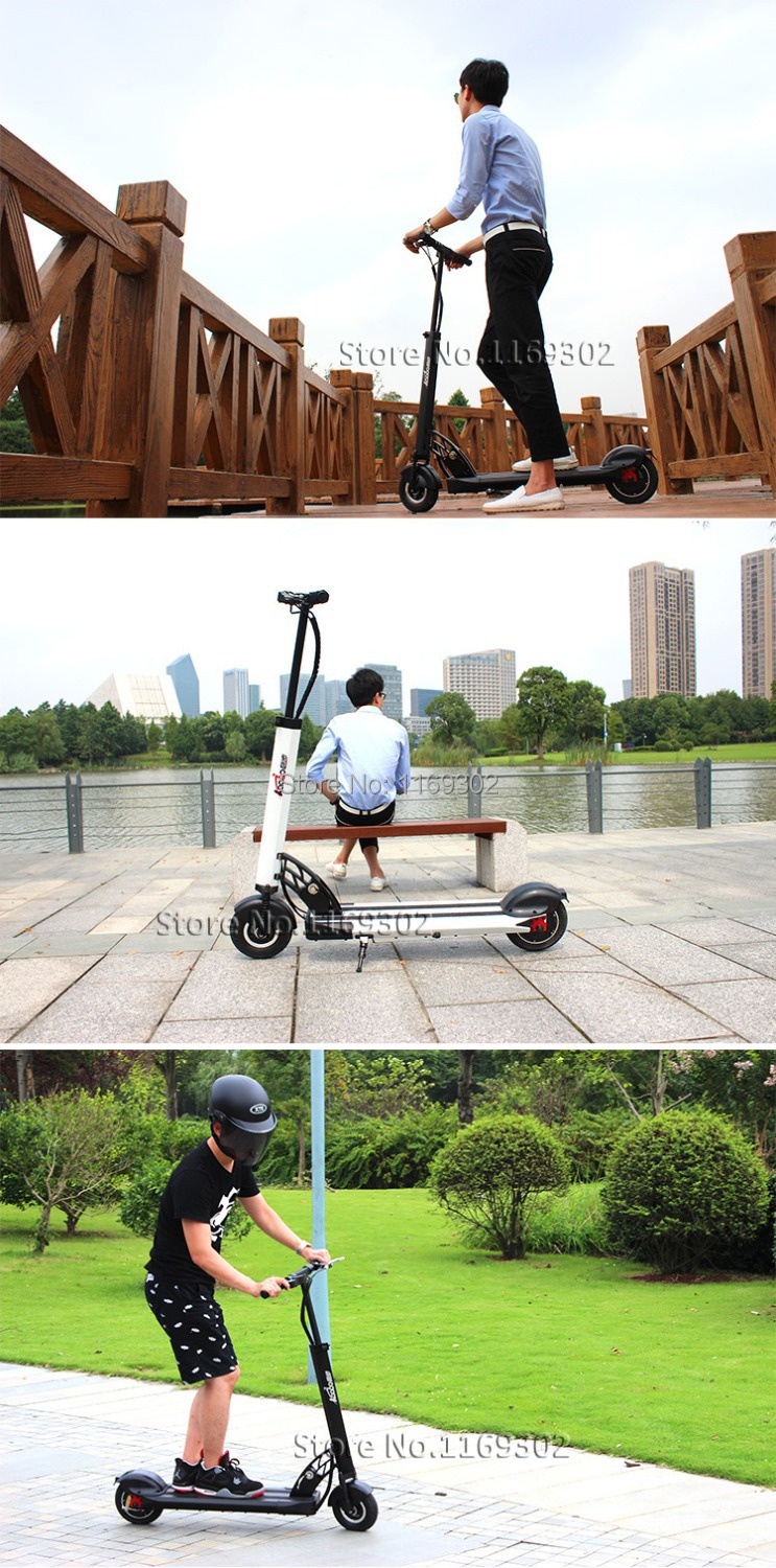 Hummingbird mini E scooter Electric Scooter Mini Folding Electric bike the lithium cell electronic bicycle