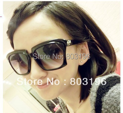 10PCS/Lot  European and American Street Style Baroque Square decorative Retro sunglasses Free Shipping