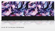 4k plus Full HD LCD video wall 0 mm bezel Spliced video wall 4x8 lg panel 55''  LCD video wall(China (Mainland))