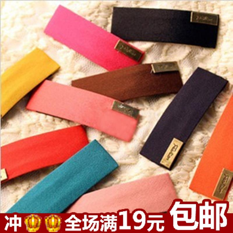 Free shipping 6pcs/lot Lady hair accessory Mix color Hair pins findings Great Hair clips Nice Hairgrips Brand new Barrette Basin(China (Mainland))