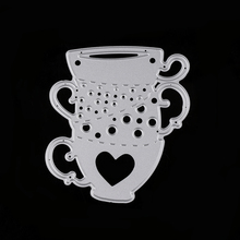 Buy 1Pc New Metal Cutting Dies Stencil DIY Scrapbooking Embossing Album Paper Card Craft 10 Styles for $1.32 in AliExpress store