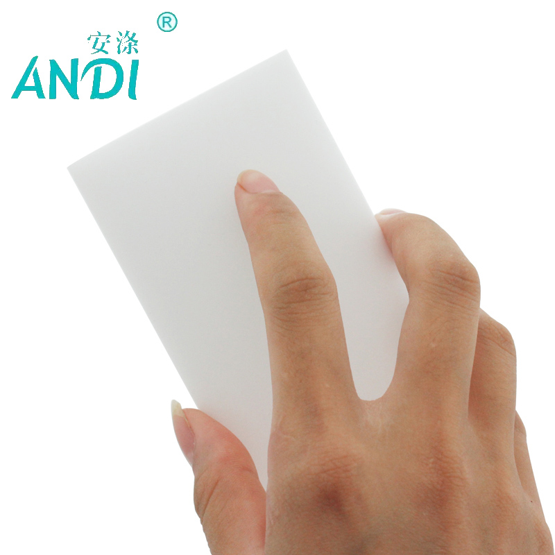200 pcs/lot high quality ANDI melamine sponge Magic Sponge Eraser Melamine Cleaner for Kitchen Office Bathroom Cleaning 10x6x2cm(China (Mainland))