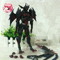 Play Arts Kai Monster Hunter Ultimate Evil Aromor Devil Monster Hunster 4G 27cm Variant Play Art
