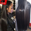 Top Silky Straight Lace Front Human Hair Wigs Virgin Malaysian Human Hair Full Lace Wigs Unprocessed