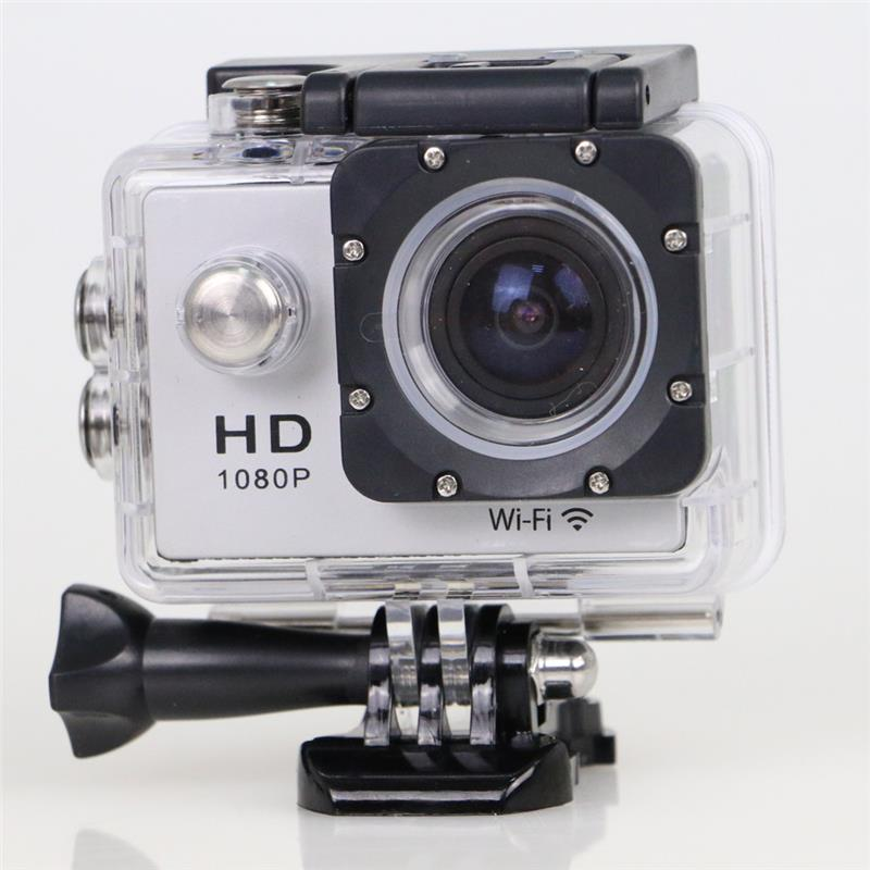 New Action Camera Sj4000 Wifi 2.0 LCD Screen Waterproof Sports Cameras Wireless Diving DV Deportiva Cam Mini Camcorder W7<br><br>Aliexpress
