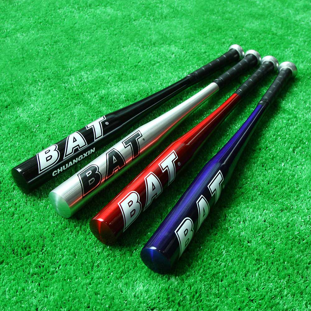 25 Inch Aluminum Alloy Baseball Bat Lightweight Softball Bat Silver/Red/Blue/Black(China (Mainland))