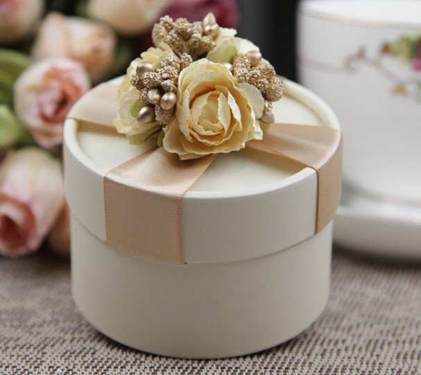 Wedding Gift Box Picture : Candy box, gift box, #817, gift package, wedding favors, wedding gift ...
