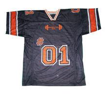 Custom design High quality sublimation American football Jersey(China (Mainland))