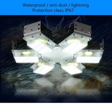 Buy Led building mine lighting factory floor lights high power 300W cast light energy saving lights ceiling lamps Site exploration for $267.00 in AliExpress store