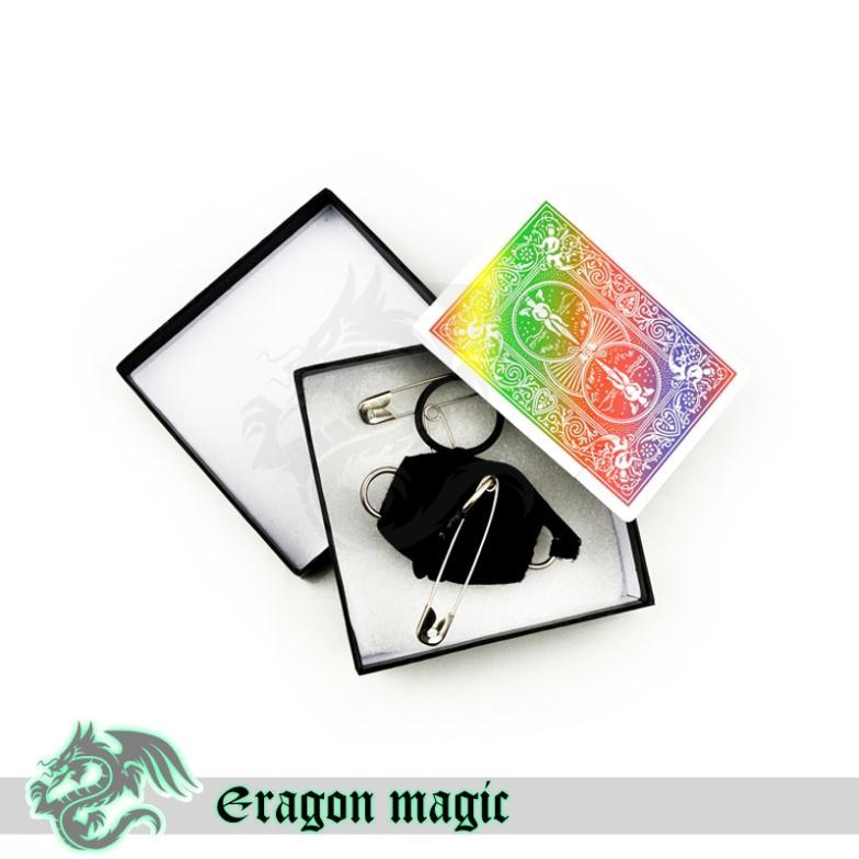 Gypsy raven magic trick